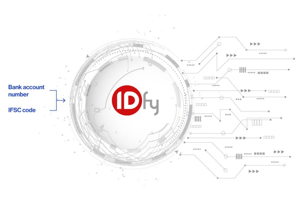 Bank account verification_input