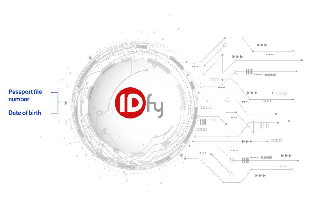 Passport verification API_Input