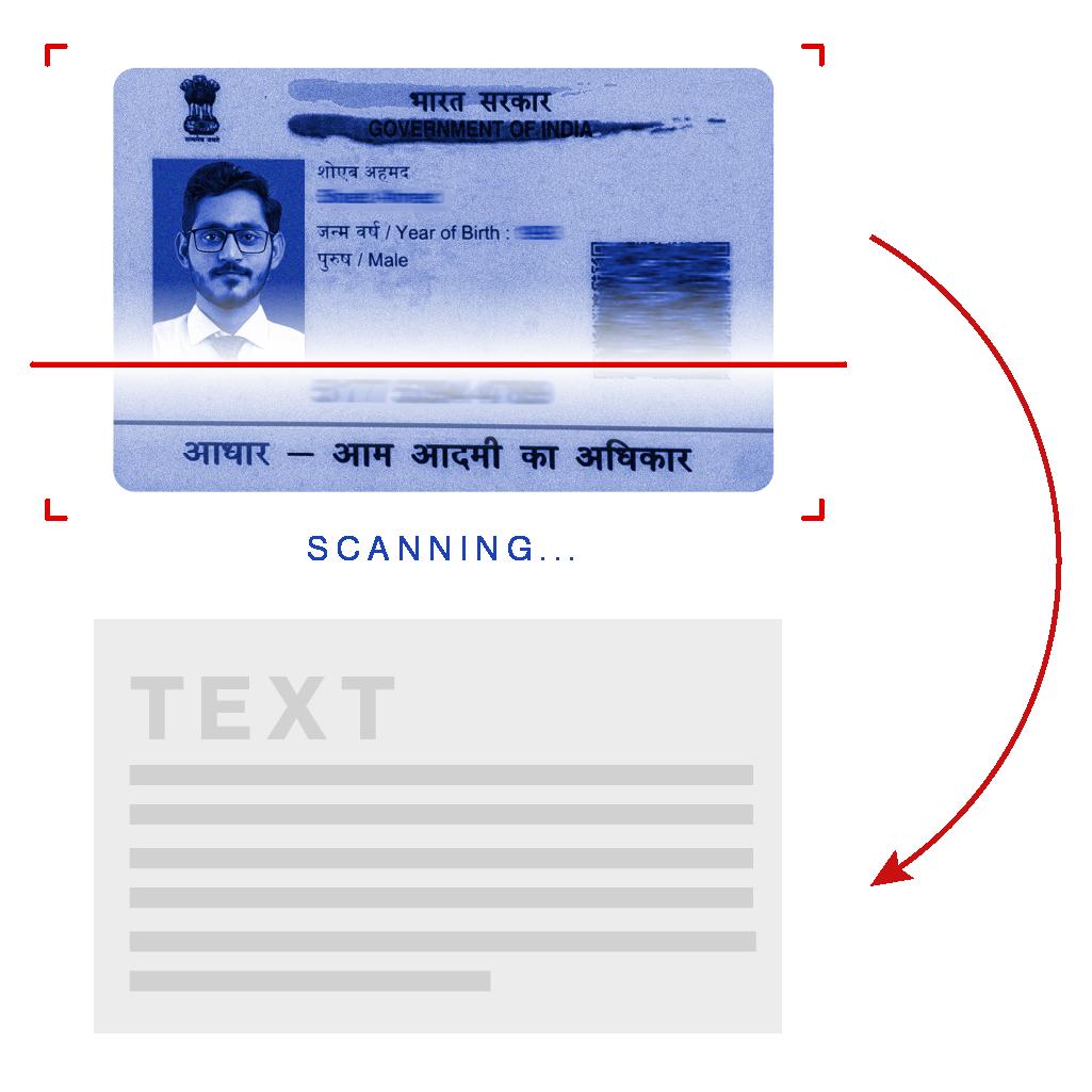 aadhar ocr