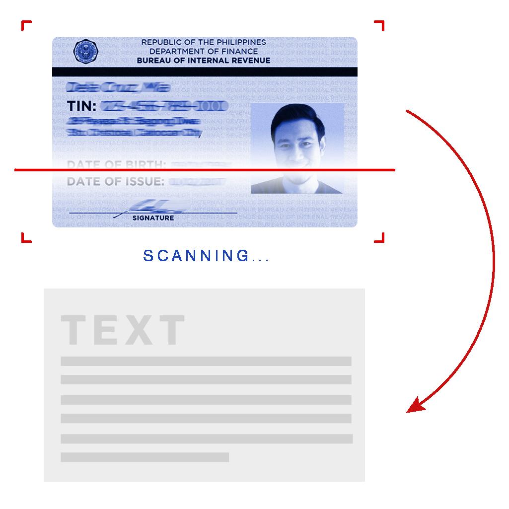 Philippines TIN OCR API