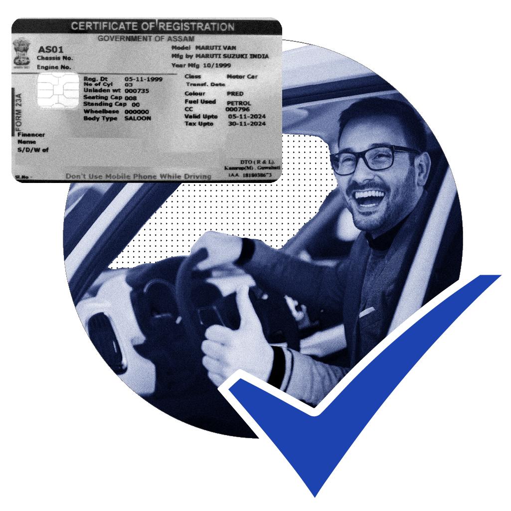 Vehicle RC Verification