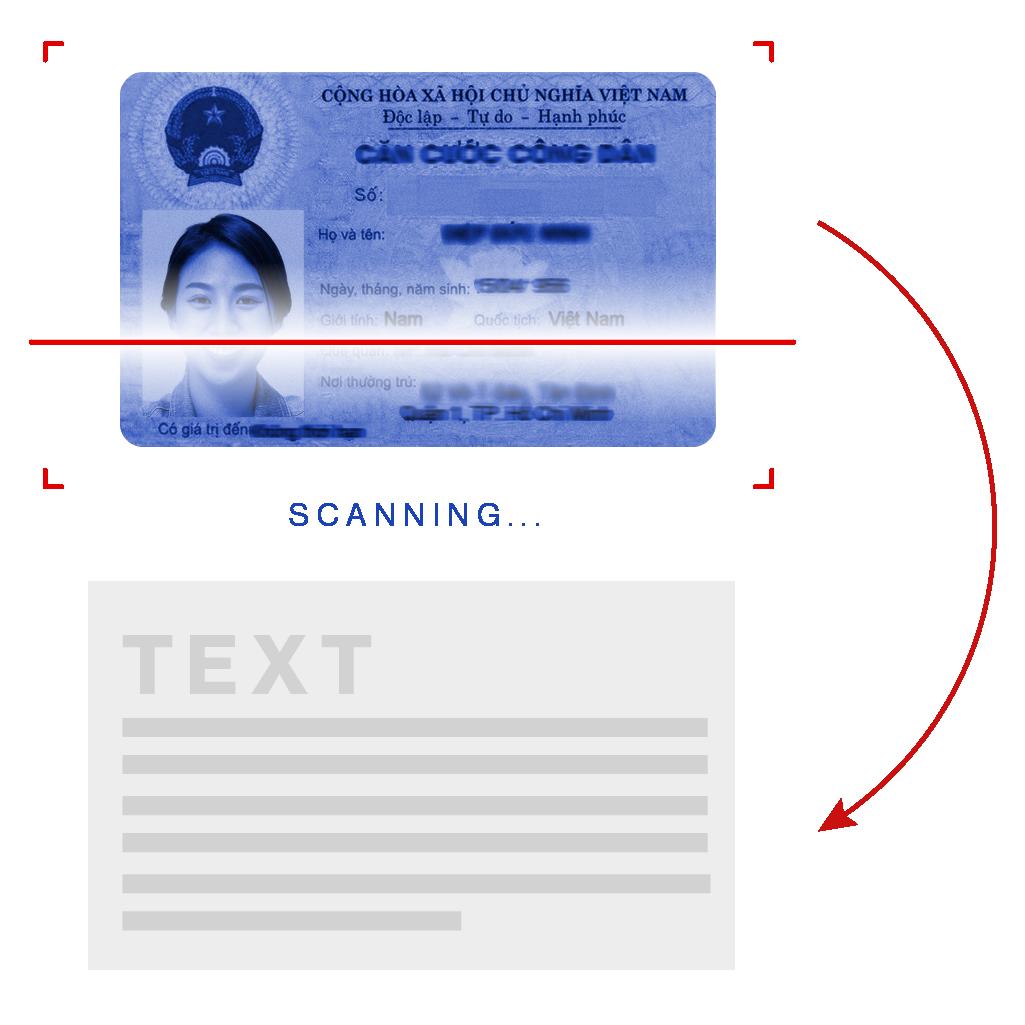 Vietnam National ID OCR