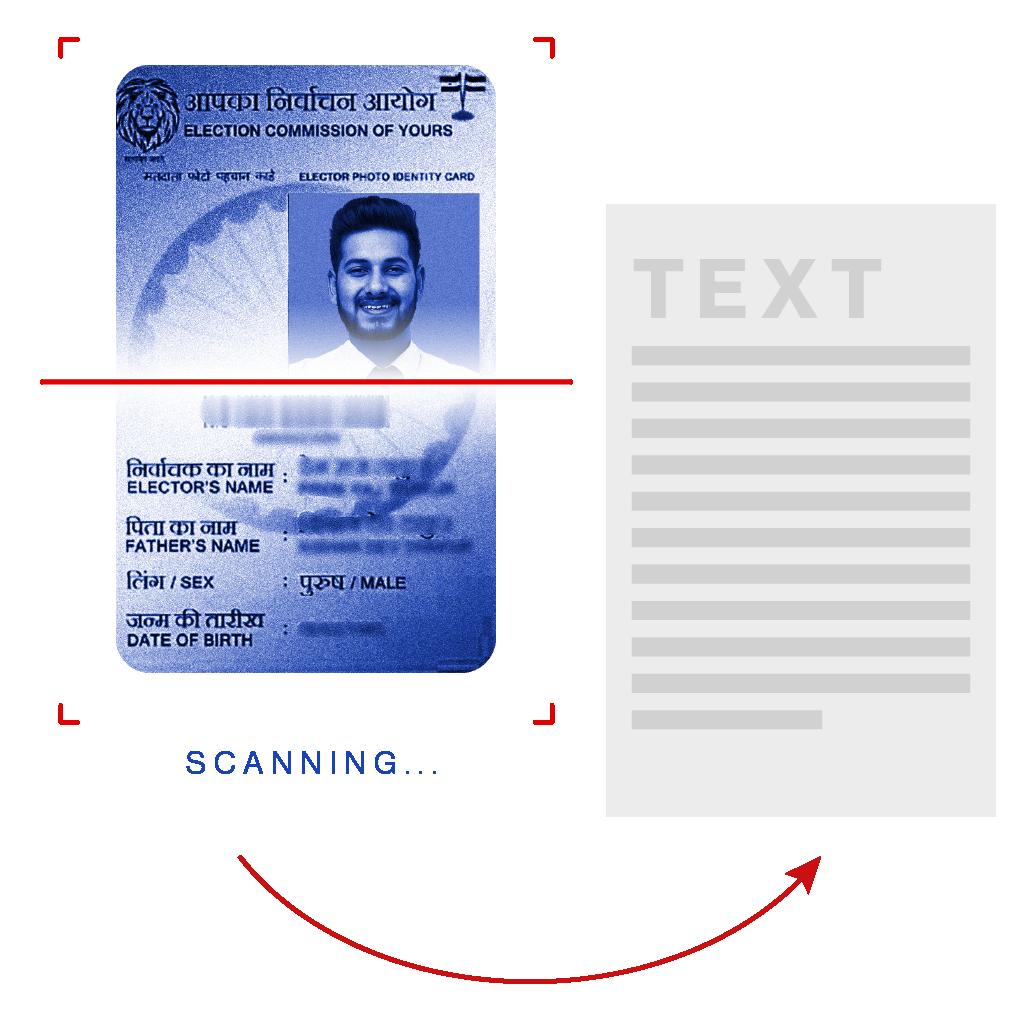 Voter Card OCR