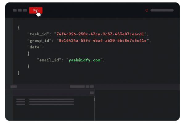 Domain data validation API_Integration